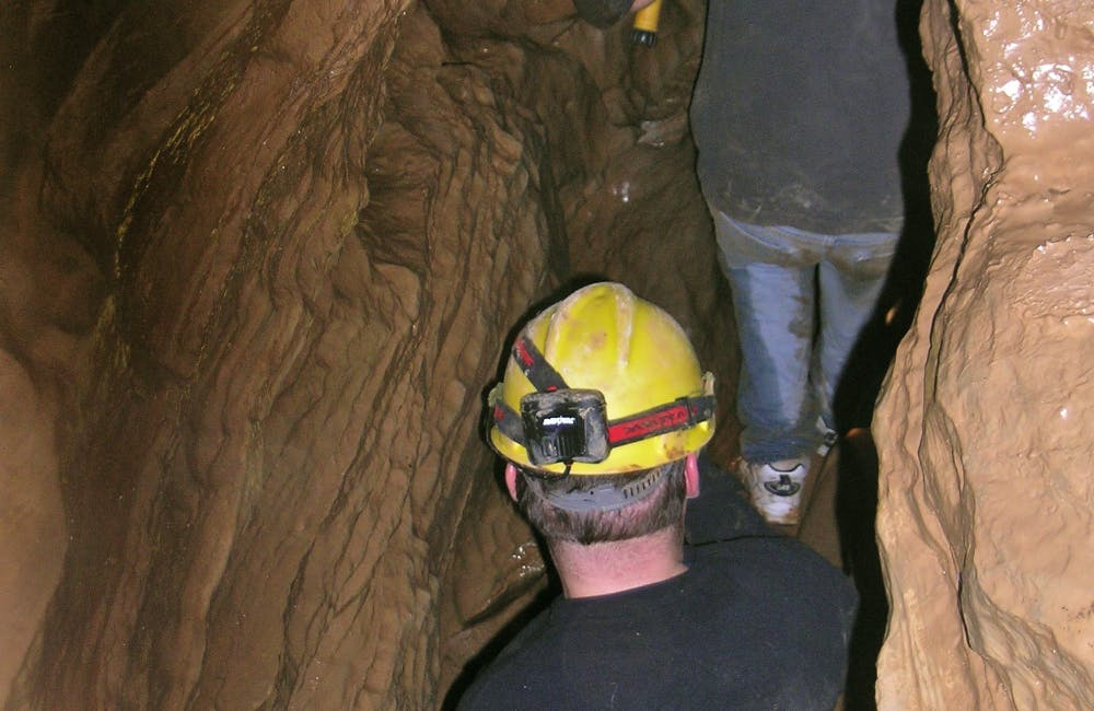 Cave Exploring Image