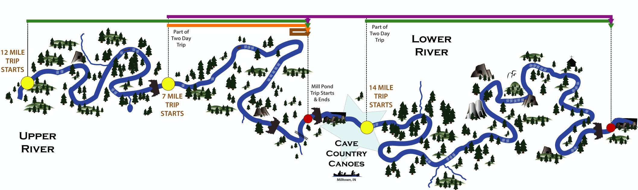 blue river map graphic