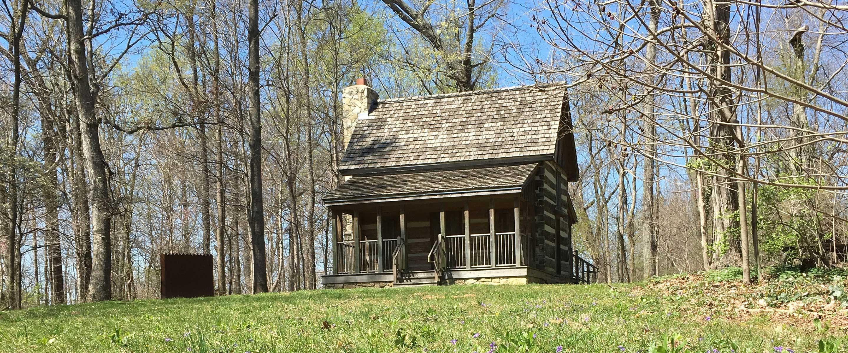 A restored ancient cabins lives to tell an amazing story