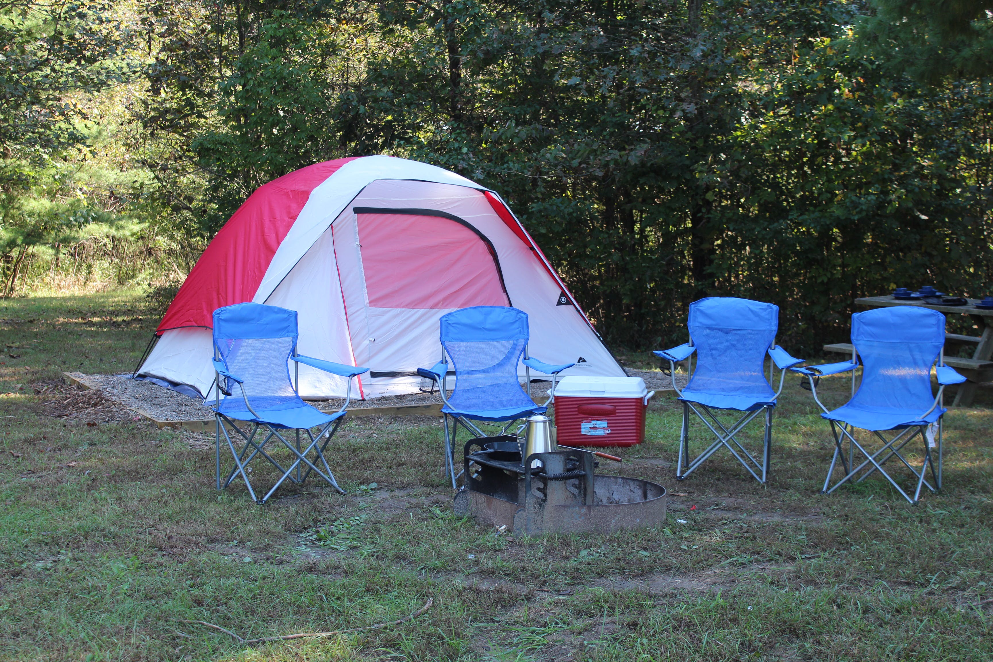 Ready Camping options for 2019
