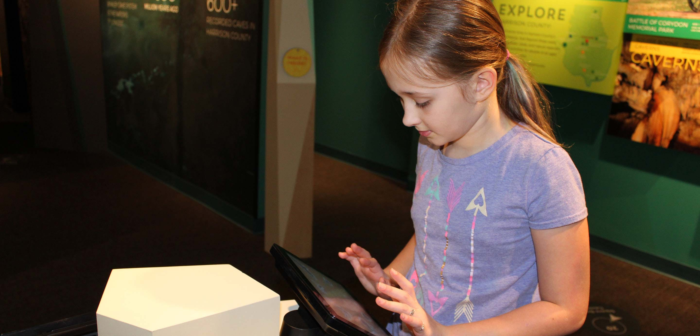 Interactive Touch Exhibits