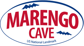 Marengo Cave Oval Logo-Color